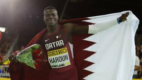 'Qatar sports lost a great hero': Tragedy strikes as world 400m bronze medalist Abdalelah Haroun dies in car crash