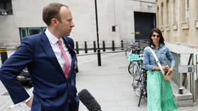 UK Health Secretary Matt Hancock resigns after Covid rule-breaking kiss caught on camera
