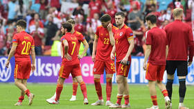 Bitter Wales star slams 'joke set-up of a tournament' after hammering by Denmark at Euro 2020