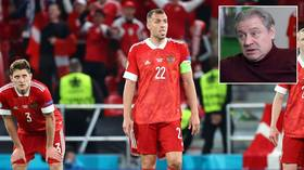 'WORST team at the tournament': Russia roasted by former Man Utd star Kanchelskis for woeful showing at Euro 2020