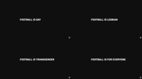 'Football is gay': NFL releases bizarre video after player's coming out