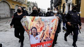 Peru's Fujimori demands 'international audit' of ballot after leaked tapes point to attempt to bribe her way into presidency