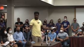 'Black people can only blame themselves for their poor decisions,' says YouTube star who went viral attacking Critical Race Theory
