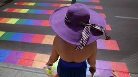 'A new addition to the highwoke code?': Bristol installs rainbow LGBT Pride crossing, critics dub it 'waste of money'