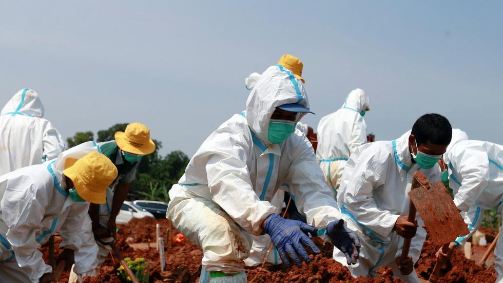 Die WHO erklärt die 3. Welle der Covid-19-Pandemie und sagt, dass die Erfolge der Impfstoffe durch die Ausbreitung der Delta-Variante zunichte gemacht wurden