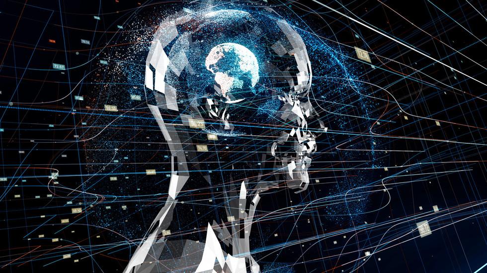 """Cyberpunk 20**? Forscher warnen vor einer """"düsteren"""" Zukunft, in der Unternehmen private Gedanken besitzen und die Welt zwischen Cyborg und Mensch geteilt ist"""