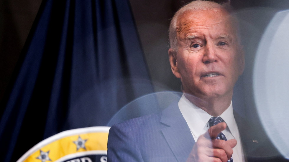 Biden says vaccine mandate for federal employees 'under consideration' as reports suggest announcement will come this week