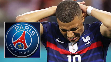 Kylian Mbappe could be on his way out of PSG © Marko Djurica / Reuters | © Phil Noble / Reuters