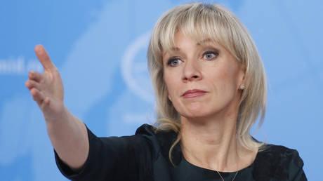 Russia's Foreign Ministry spokeswoman Maria Zakharova © Reuters / Maxim Shemetov