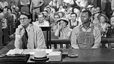A still from the 1962 film adaptation of 'To Kill a Mockingbird' © Global Look Press