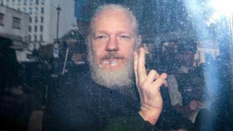 Julian Assange © Getty Images / Jack Taylor