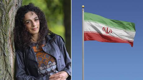 (L) Masih Alinejad © REUTERS/Toby Melville; (R) © Getty Images / Derek Brumby