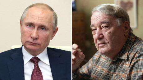 (L) © AFP / Mikhail KLIMENTYEV; (R) Lev Gumilyov. © Global Look Press / Yury Pilipenko