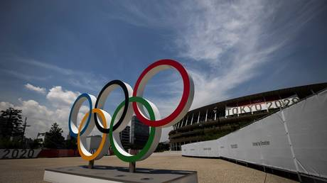 The Games are due to begin on July 23 but questions remain. © AFP