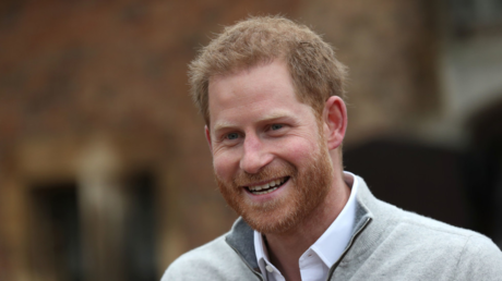 Prince Harry, Duke of Sussex speaks to the media at Windsor Castle. ©  Steve Parsons - WPA Pool / Getty Images