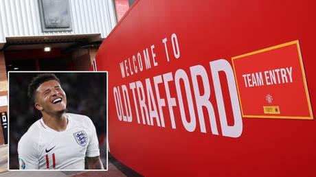 Jadon Sancho has joined Manchester United © David Klein / Reuters | © Carl Recine / Action Images via Reuters