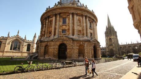 FILE PHOTO. Radcliffe Camera, Oxford, England. © Getty Images / Oli Scarff