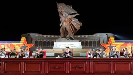 Kim Jong-un says Covid-19 situation in North Korea 'no less challenging'  than Korean War