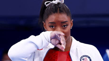 By all means feel sorry for Simone Biles, but don't deify her – that's what got us here in the first place