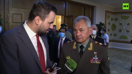 US is pulling out of Afghanistan, but still trying to 'watch what's going on over the fence,' Russian defense minister tells RT