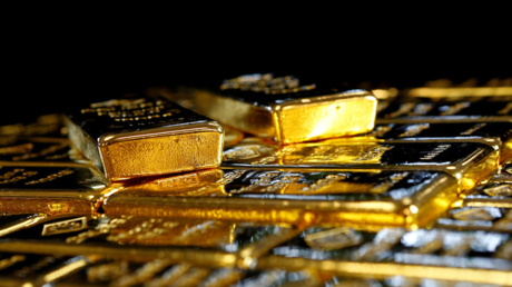 Gold on course for best weekly gains in 2 months as US Fed shows no sign of changing its loose monetary policy