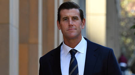 Ben Roberts-Smith departs the Federal Court of Australia