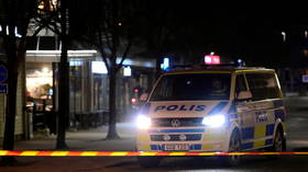 Swedish policeman killed in Gothenburg shooting becomes 1st officer to be murdered in 14 yrs, reports say