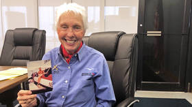 Welcome to the crew: Jeff Bezos invites pioneering female pilot Wally Funk to become oldest person in space