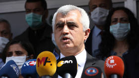 Ankara's top court rules detention of pro-Kurdish lawmaker violated his rights