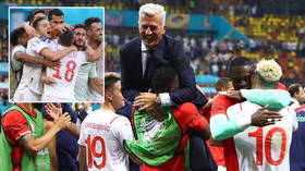 'Coming back to Russia is always nice': Switzerland don Petkovic shuns Zenit talk as he urges stars to stun Spain in St Petersburg
