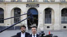 Armed police raid French Ministry of Justice, minister targeted in 'conflict of interest' probe – lawyer