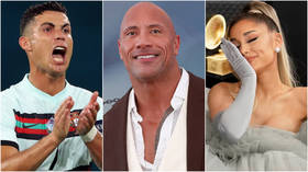 Cristiano Ronaldo topples The Rock on Instagram rich list – as figures show Portugal star & Lionel Messi rake in over $1MN a post