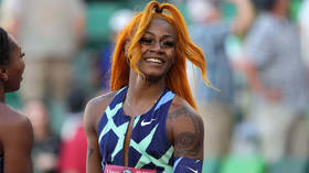'Don't judge me': US sprint star facing 'heartbreaking' Olympics ban after testing positive for cannabis in wake of mother's death