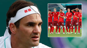 Parking the bus? Swiss tennis legend Roger Federer mystifies fans with tweet as his side suffers exit against Spain at Euro 2020
