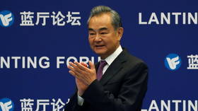 China's foreign minister calls for international 'Great Wall of Immunity' to stop Covid-19