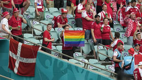 Denmark fan speaks out after Euro 2020 rainbow flag 'confiscated' in Baku stadium