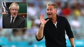 Denmark manager Hjulmand wants Boris Johnson to 'wake up' and allow Dane fans to Wembley for England semi-final
