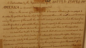 NPR gets an earful after claiming Declaration of Independence is riddled with 'flaws' and 'hypocrisies'