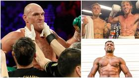'Fury did not do what he was supposed to do': Boxing champ blasted for 'failing to take both vaccine jabs' as Covid scuppers fight