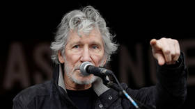 Roger Waters: Assange movement growing, but mainstream media 'cowed by the ruling class'