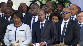 White House offers condolences after Haiti president and first lady assassinated