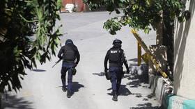 Multiple gunmen killed & arrested in firefight with suspected assassins of Haitian President Jovenel Moise