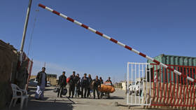 Taliban declare 'full control' of Afghan's key border crossing with Iran