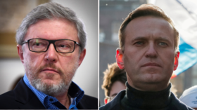 Russia's 'liberal' opposition goes to war again... with itself: Yabloko tells SUPPORTERS of Navalny it doesn't want their votes