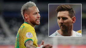 'Our friendship is on the line': Neymar warns 'great friend' Lionel Messi as pair face tantalizing Copa America final showdown