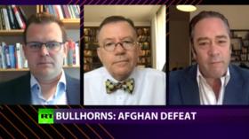 CrossTalk Bullhorns, HOME EDITION: Afghan defeat