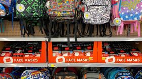 California introduces UNIVERSAL masking in K-12 schools, will BAR students who refuse to mask up