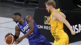 'Wake up or they won't win a medal': USA basketball team booed by own fans after ANOTHER embarrassing defeat before Olympics