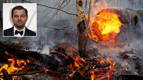 As forest fires rage in Russia's remote Yakutia region, local government rejects offer of help from Hollywood's Leonardo DiCaprio