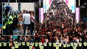 Euro 2020 final 'could have been abandoned', say Met Police chiefs as they defend response to chaotic Wembley scenes